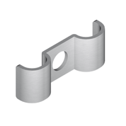 UEF25 - Cable holders d = 25mm th = 2mm 100x