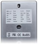 T-511 - Indoor, autonomous key lock with RFID reader.