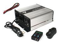 Источник бесперебойного питания (UPS + AVR) 12V UPS-1200SR Sinus 1200W / 600W 12V / 230V