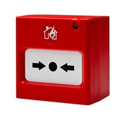 Sensomag MCP50 - Red fire alarm button IP40