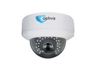 VOBIP944M Kamera IP OPTIVA, 2Mpix / 1080p, kopuł, zewn, IR do 20m, ob 2.8-12mm