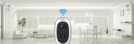 C3a - Wi-Fi Уличная камера на аккумуляторе,1080, 126°, аудиосвязь