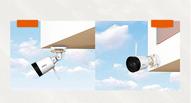 IPC-G42-IMOU - 4 Mpx 2.8 mm, Wi-Fi, Full HD 1080p, Angle 101°, IR 30m, microSD, Mic