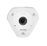 DS-2CD63C5G0-IVS - 12MP, 1.29mm immervision, IR 15m, Heater, Microphone/Speaker, Alarm/Audio, Deep Learning, Vandal-Proof