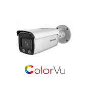 DS-2CD2T47G1-L - 4MP, 2.8/4mm, IR 40m, ColorVu, 3000K warm led, microSd