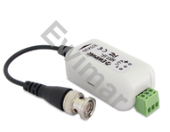HST-1F-ECO - Separator and UTP balun to AHD, HD-CVI, HD-TVI, HST-1F-ECO